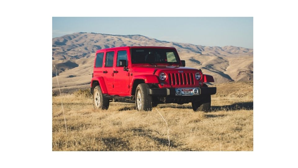 make a jeep wrangler ride better and smooth