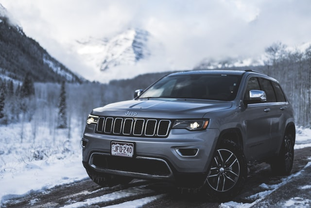 are jeep compass 4wd
