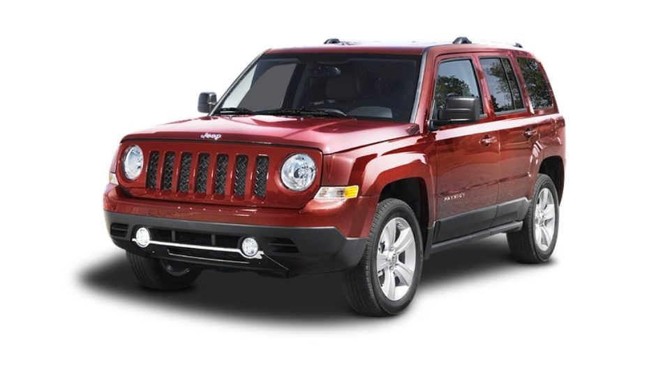 jeep patriot years to avoid