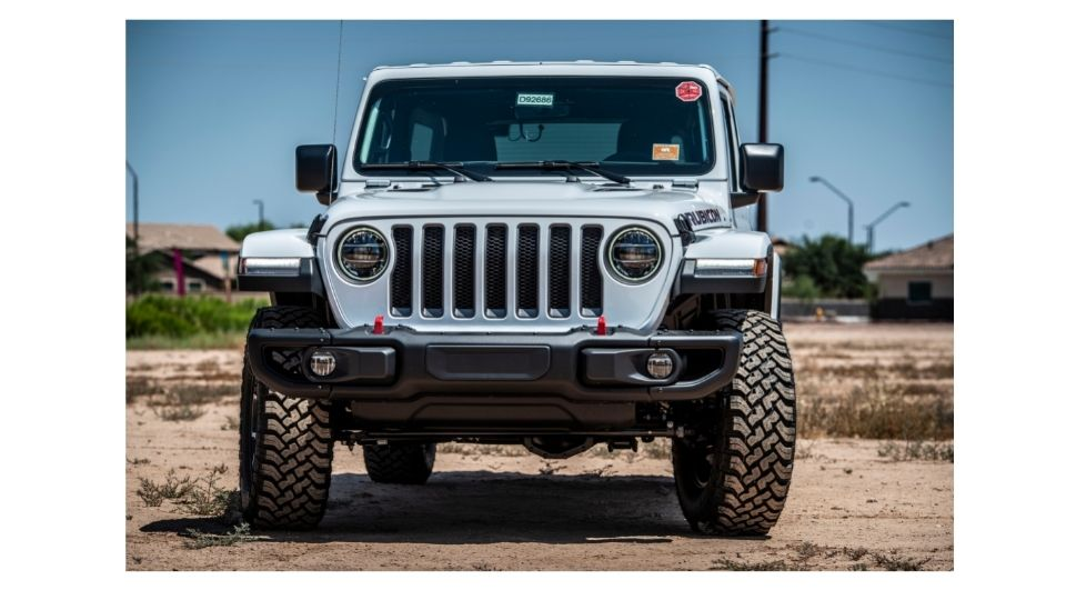ground clearance for jeep models