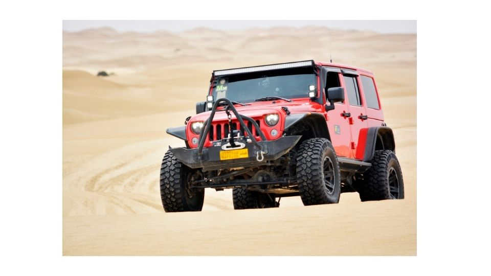 is a jeep wrangler a good first car