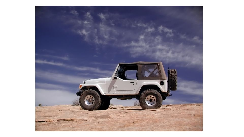 What Does TJ Stand for Jeep