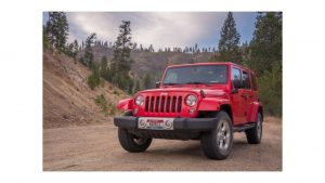 jeep preferred packages